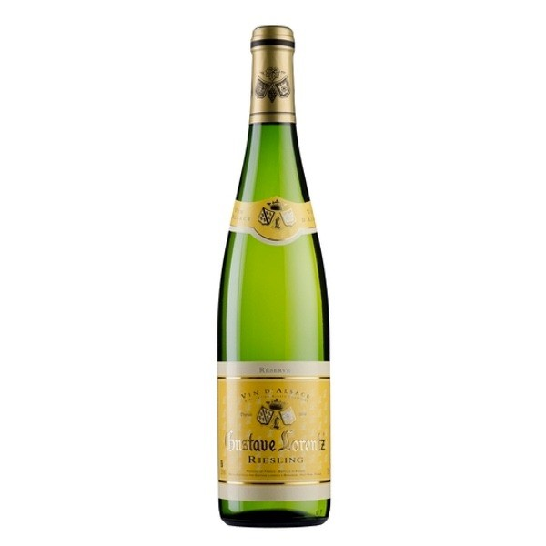 Gustave Lorentz Reserve Riesling 2019 (6x 750mL). Alsace.