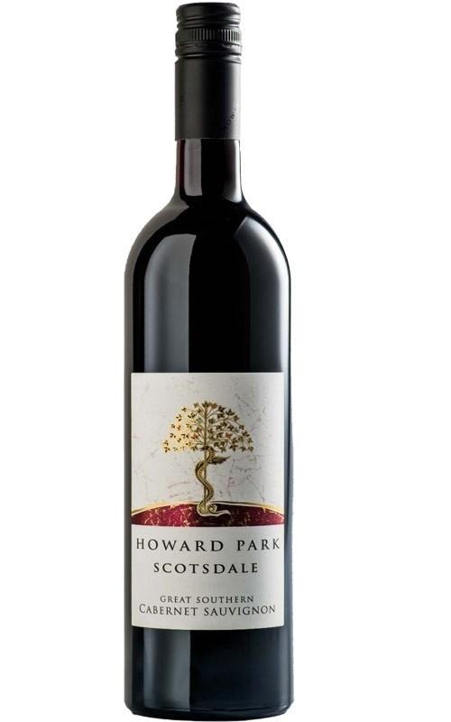 Howard Park Scotsdale Cabernet Sauvignon 2017 (6x 750mL). WA.