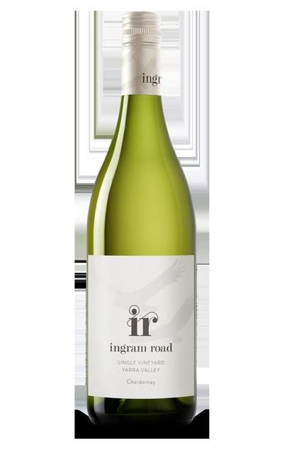 Ingram Road Chardonnay 2019 (6x 750mL). Yarra Valley, VIC.