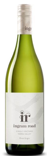 Ingram Road Pinot Grigio 2020 (12x 750mL). Yarra Valley, VIC.
