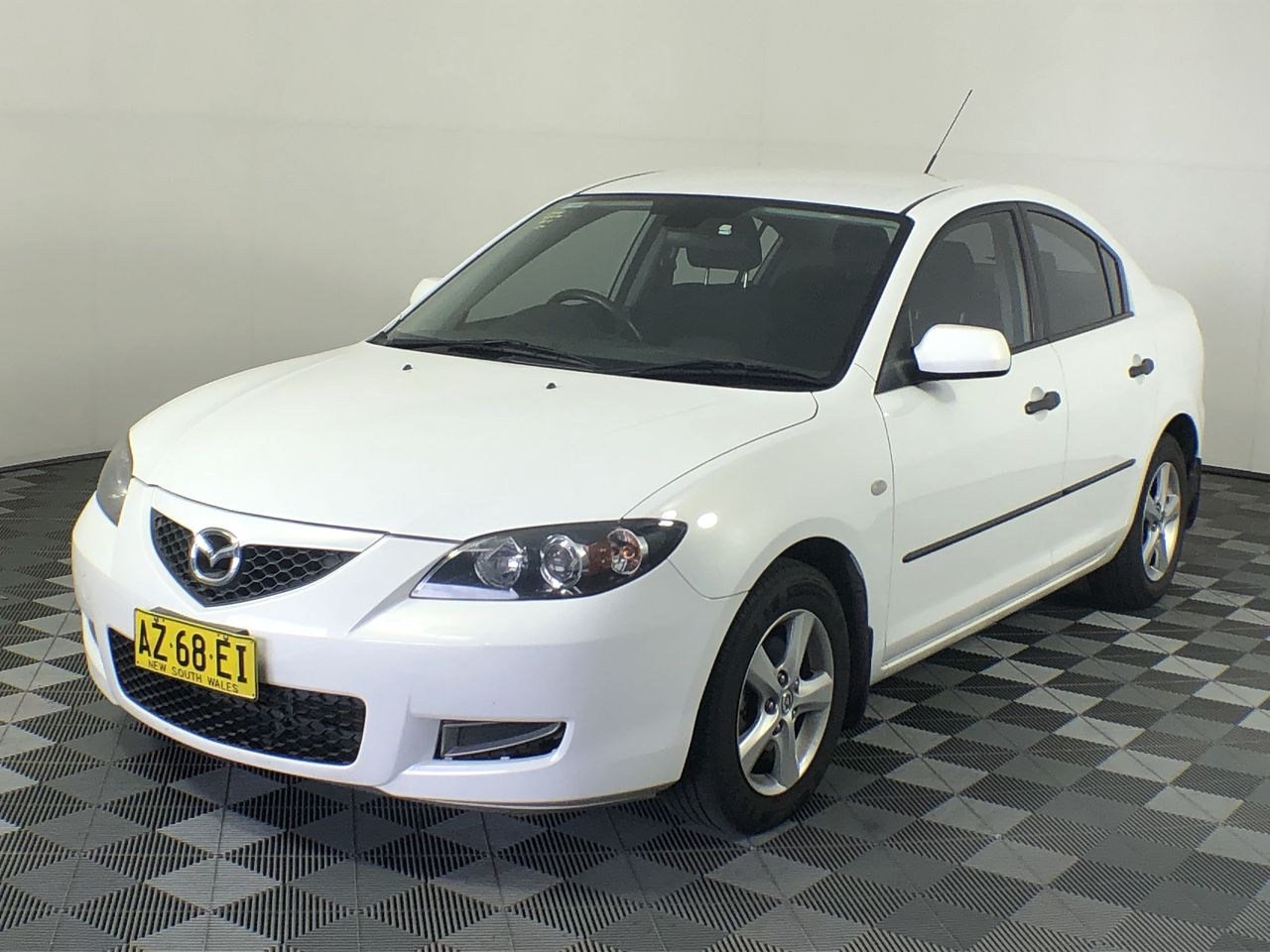 2008 Mazda 3 Neo Sport BK Automatic Sedan