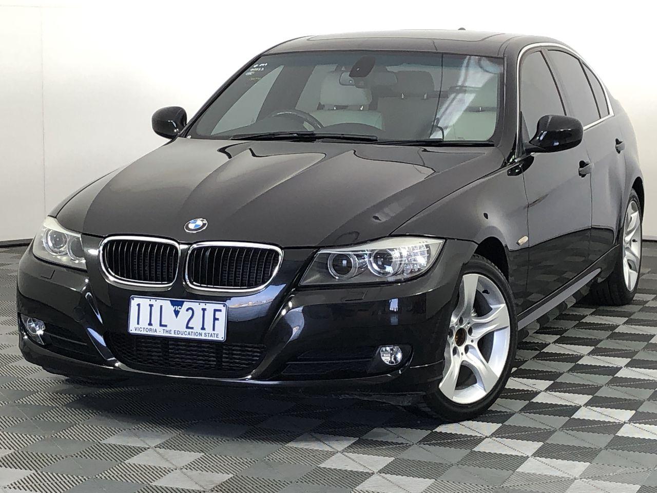 2010 BMW 3 20d EXECUTIVE E90 Turbo Diesel Automatic Sedan