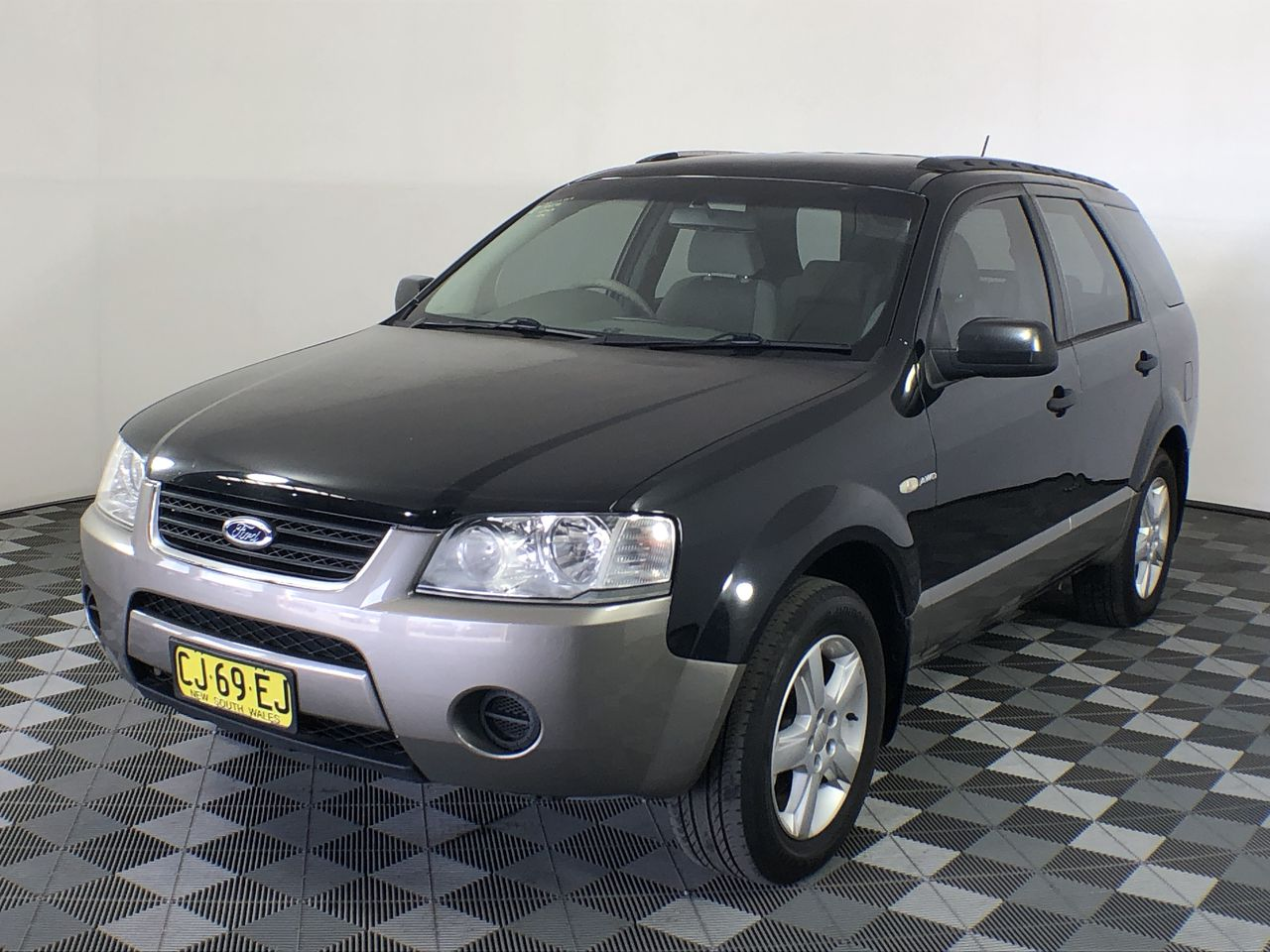 2008 Ford Territory TS SY Automatic Wagon