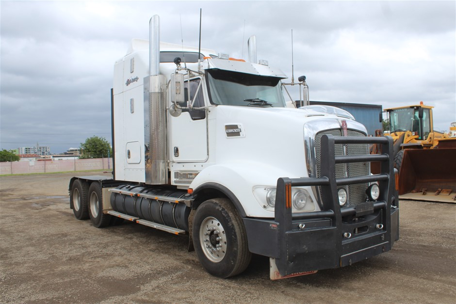 2012 Kenworth T609 6 x 4 Prime Mover Truck