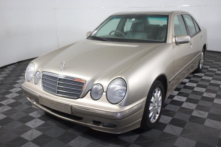 2000 MY01 Mercedes Benz E240 Auto