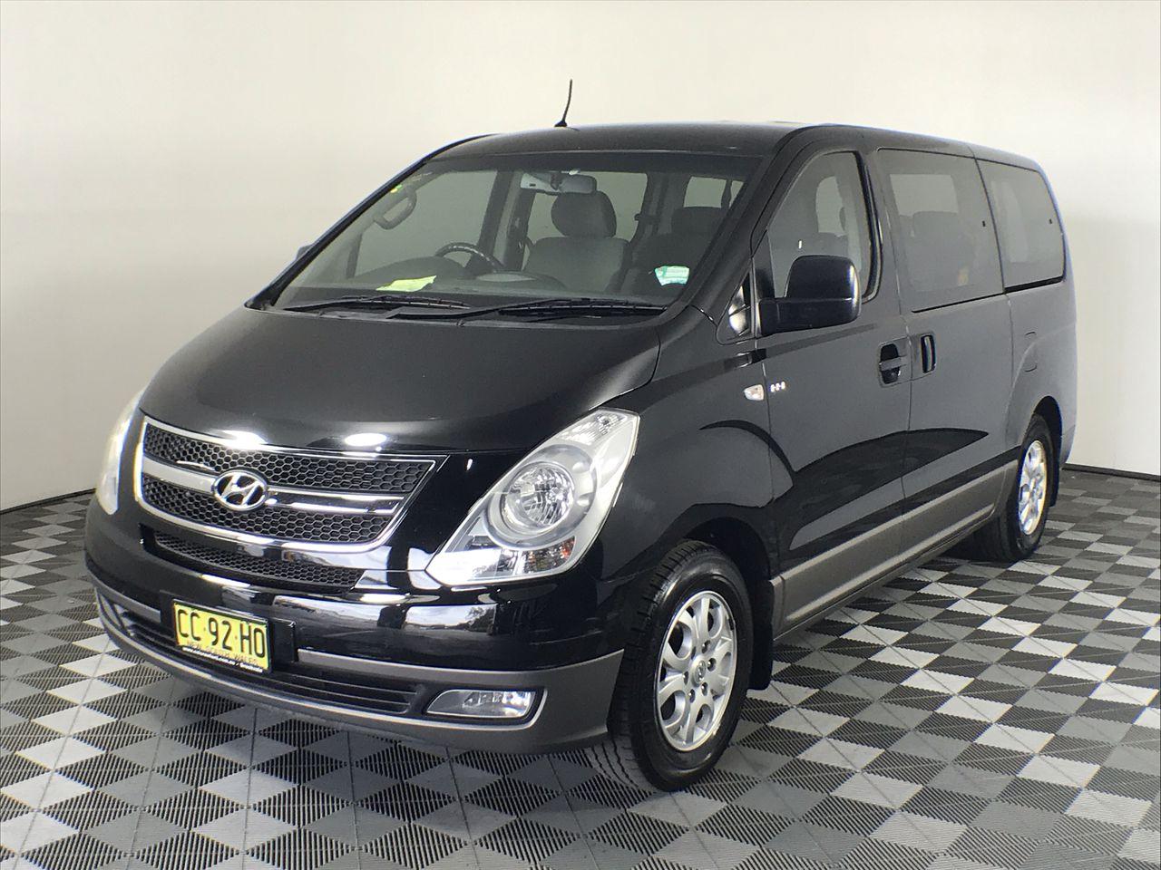 2014 Hyundai iMAX TQ Automatic 8 Seats People Mover