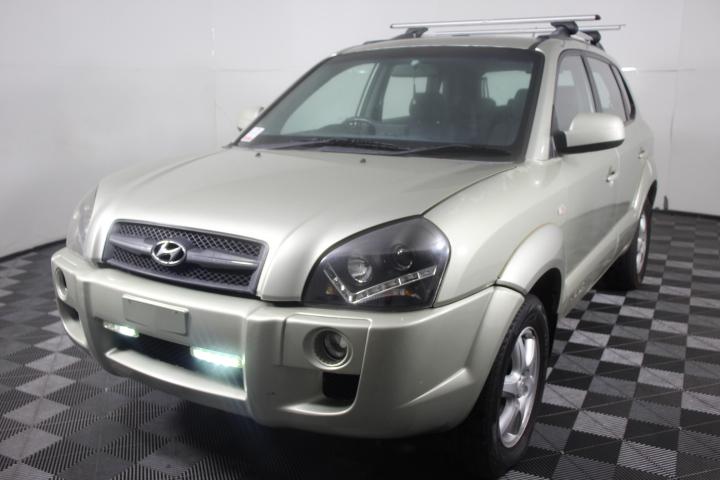 2005 Hyundai Tucson Elite Automatic Wagon