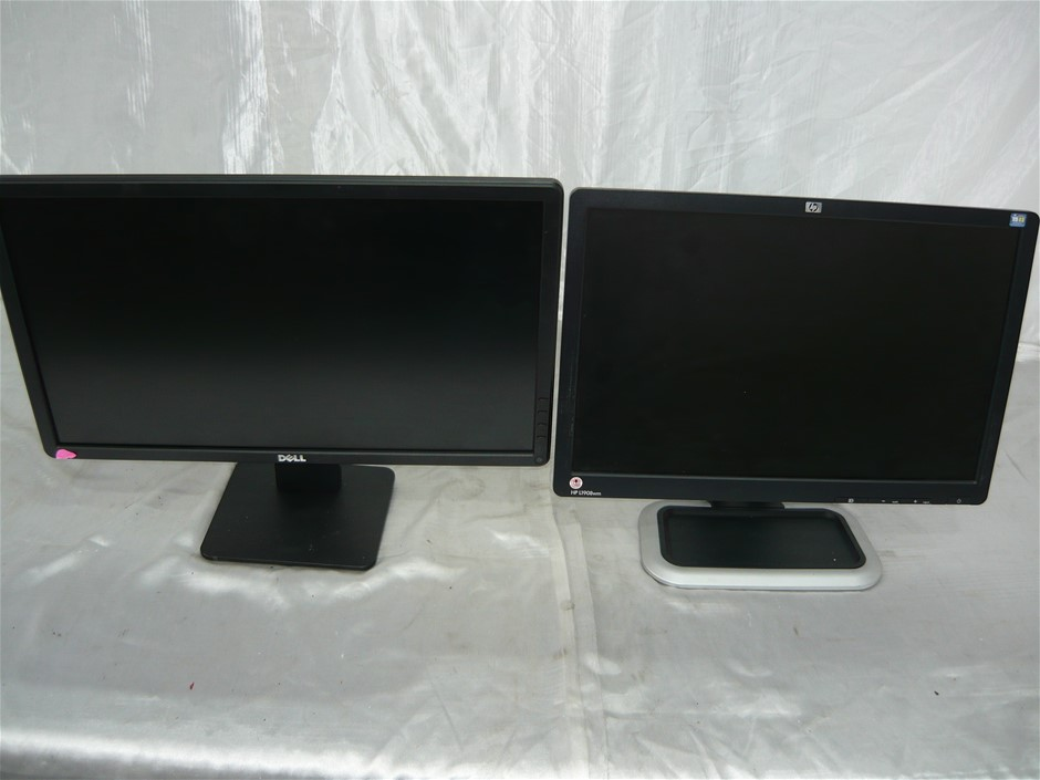 Box Of Assorted Brand Desktops Approx Includes