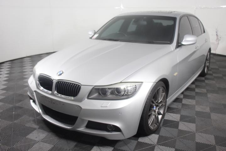 2011 BMW 3 Series 320i EXEC M Sport E90 Automatic Sedan