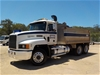 1999 Mack CH Series 6 x 4 Tipper Truck