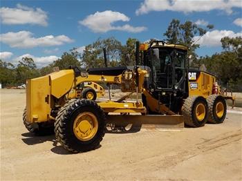 2009 Caterpillar 140M Motor Grader