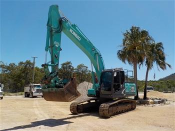 2013 Kobelco SK210LC-81 Hydraulic Excavator