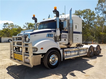 2009 Mack Trident WB5085 6 x 4 Prime Mover Truck
