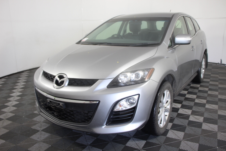 2011 Mazda CX-7 Diesel Sports 4WD 132,092kms