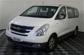 Unreserved 2013 Hyundai iMAX TQ Auto 8 Seats People Mover