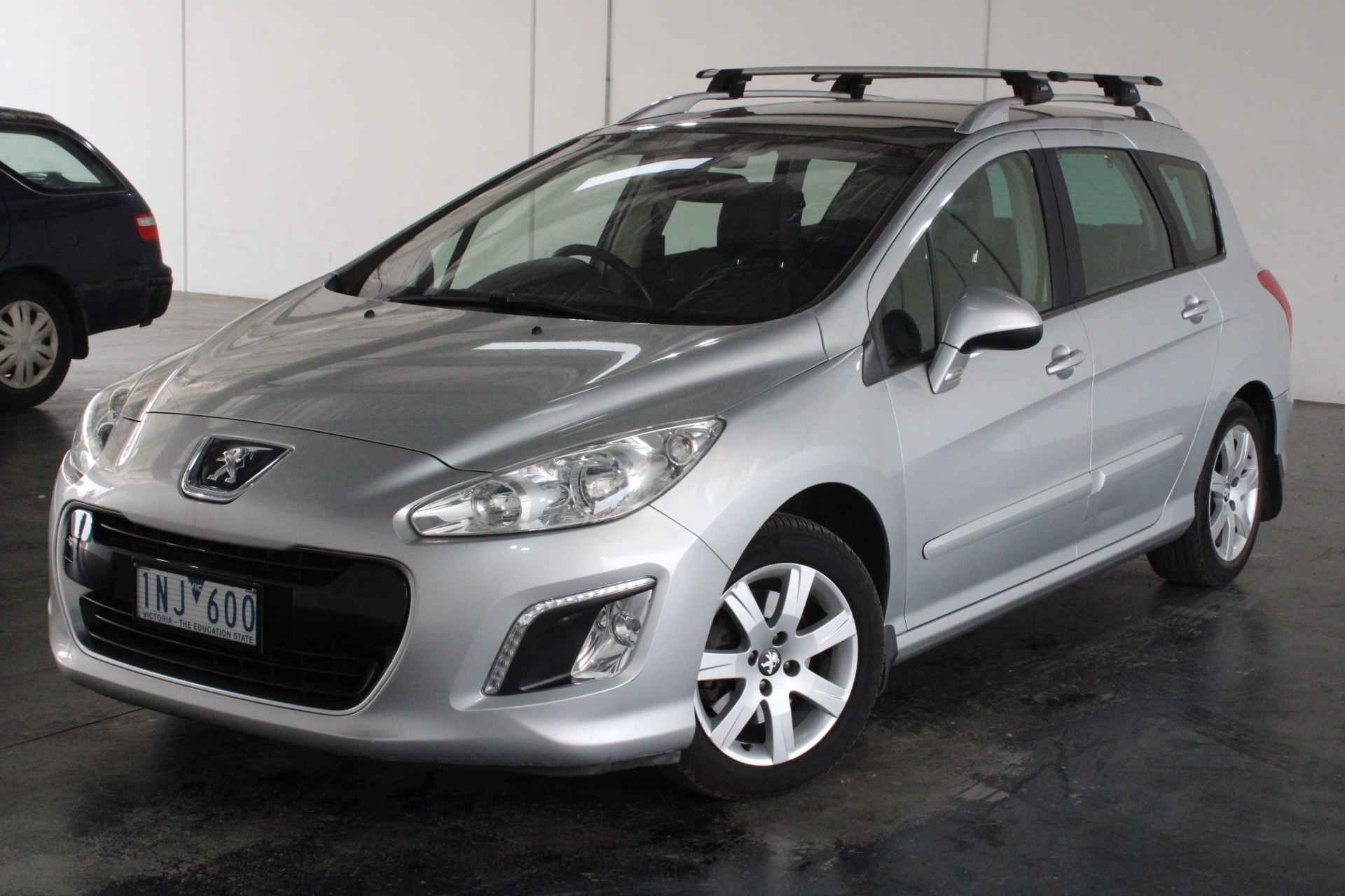 2011 Peugeot 308 Active Touring Turbo Automatic 7 Seats Wagon