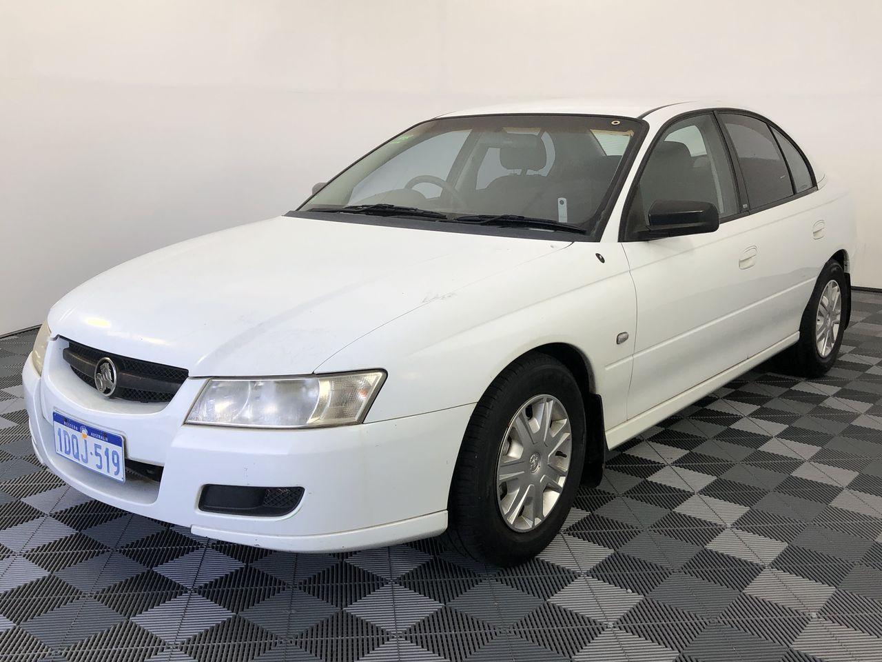 2006 Holden Commodore Executive VZ Automatic Sedan