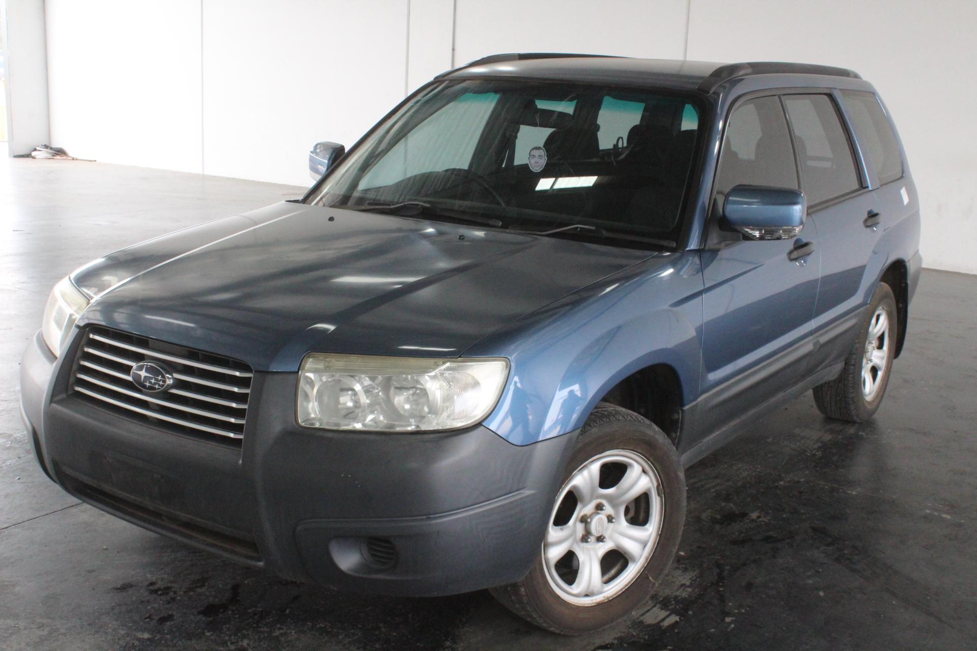 2006 Subaru Forester X Automatic Wagon