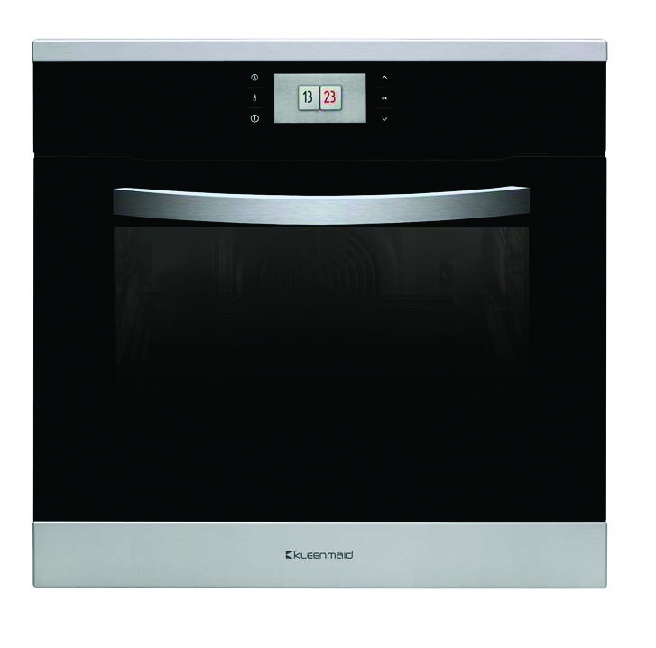 Kleenmaid K-Touch 60cm XL 75L Hydrolytic Electric Wall Oven (OMFH6010)