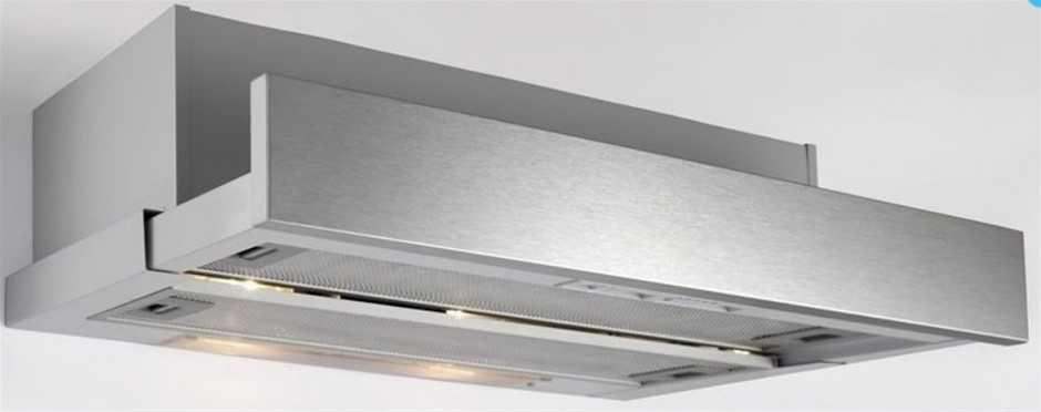 Kleenmaid 60cm Reversible Venting Slide Out Rangehood (RHSOR60)