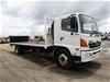 2007 Hino FG 4 x 2 Tray Body Truck