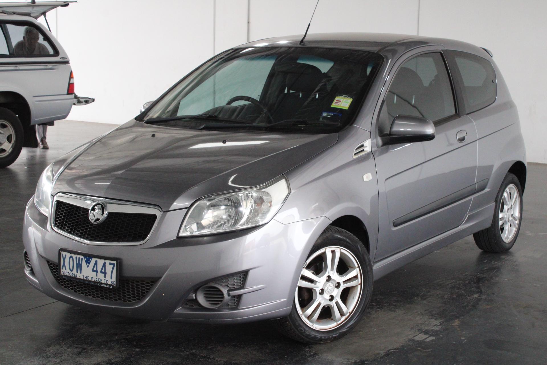 2010 Holden Barina TK Manual Hatchback