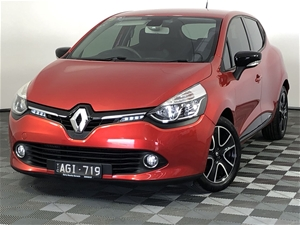 2015 Renault Clio Expression Automatic H