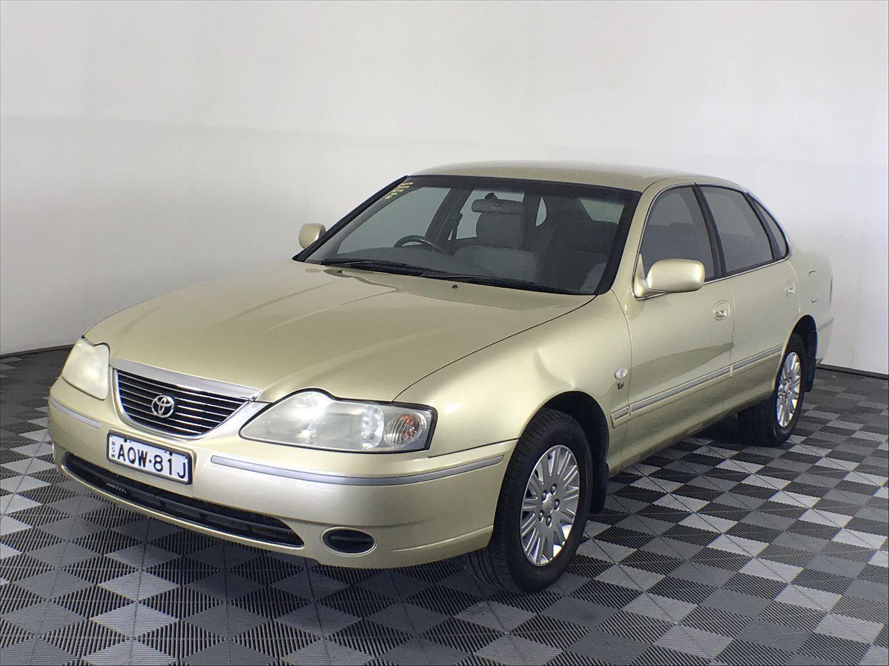 2004 Toyota Avalon GXI MCX10R Automatic Sedan