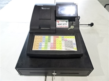 SAM4S NR510B Electronic Cash Register