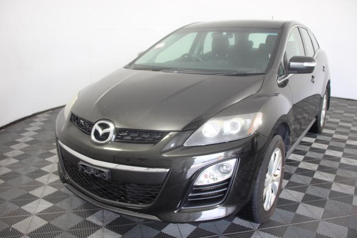 2009 Mazda CX-7 Diesel Sports (4x4) Turbo Diesel Manual Wagon