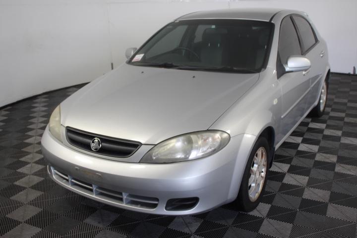 2008 Holden Viva JF Automatic Hatchback
