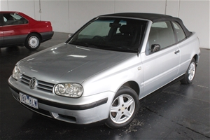 2002 Volkswagen Golf GL Automatic Conver