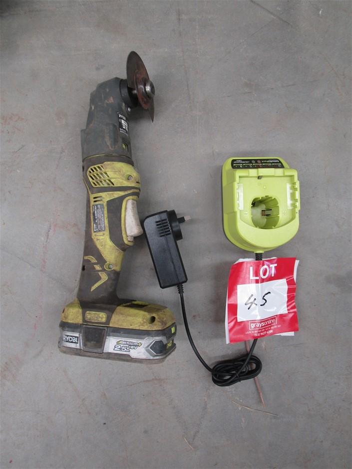 Ryobi RMT 1801 Multi Tool