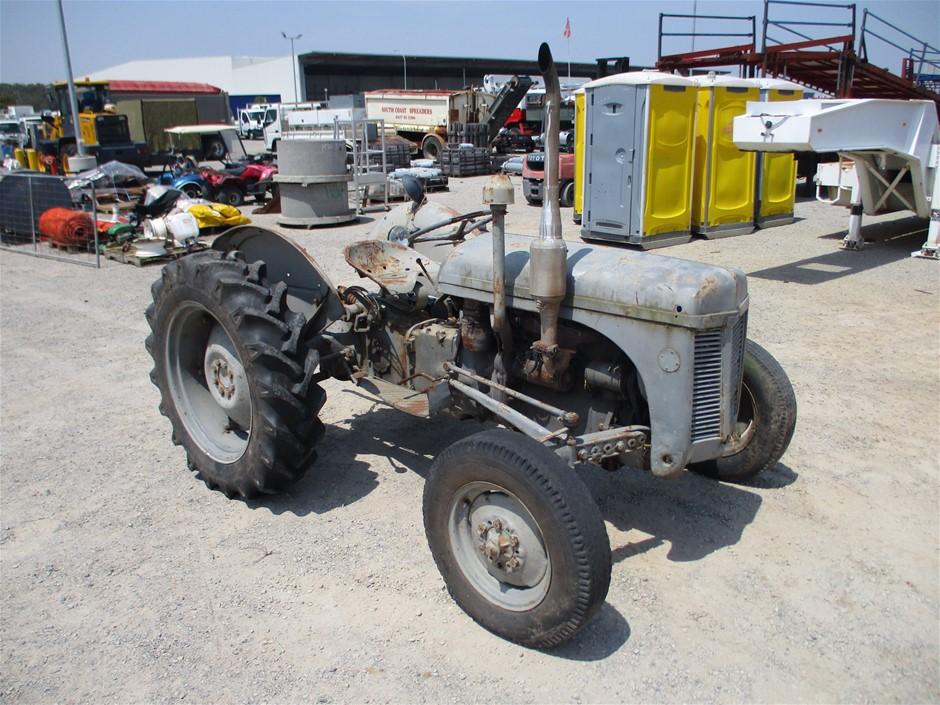 Ferguson TEF Tractor