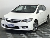 Unreserved 2011 Honda Civic VTi-L 8TH GEN