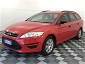 Unreserved 2012 Ford Mondeo LX TDCi MC T/Dsl Automatic Wagon