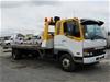 2000 Mitsubishi FK600 4 x 2 Tilt Tray Truck