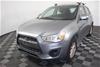 2013 Mitsubishi ASX SUV (service history)