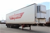 Freighter Triaxle Refrigerated Trailer