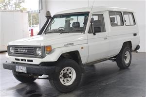 1991 Toyota Landcruiser 4.7L V8 (Ford) L