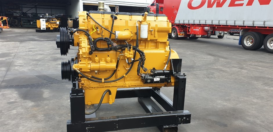 CAT 3406E Engine (Rebuilt)