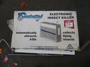 Nelson IK40W Electrazap Electronic Insec