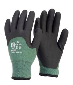 16 x Pairs Heavy Duty Latex Gloves, Size