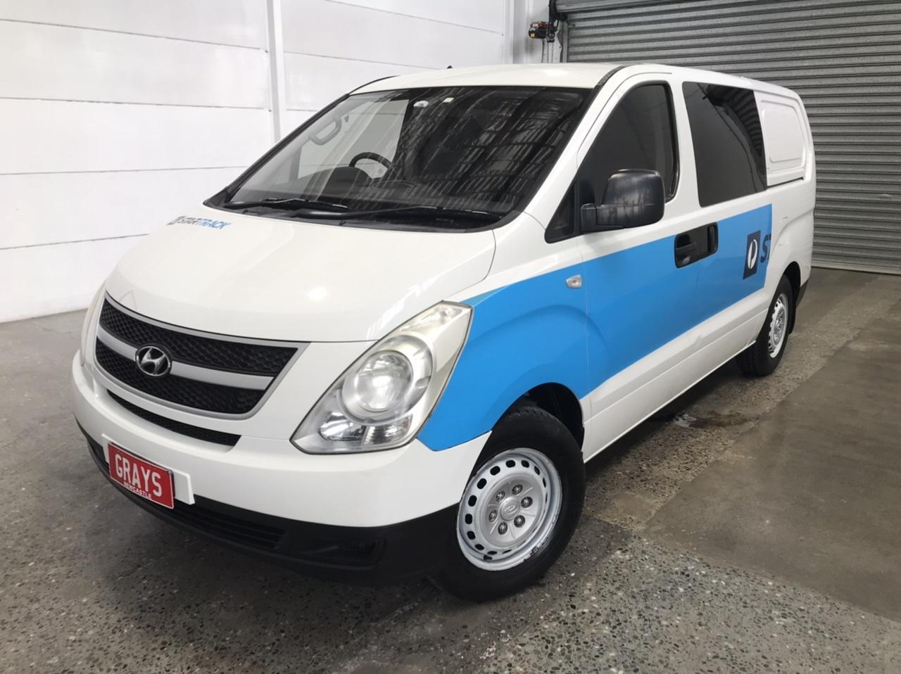 2009 Hyundai iLOAD TQ Manual Van