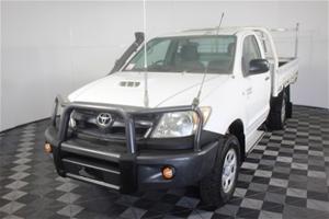 2005 Toyota Hilux SR (4x4) KUN26R Turbo