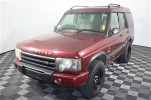 2004 Land Rover Discovery S (4x4) Automa