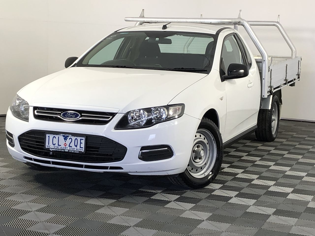 2014 Ford Falcon (LPI) FG II Automatic Cab Chassis