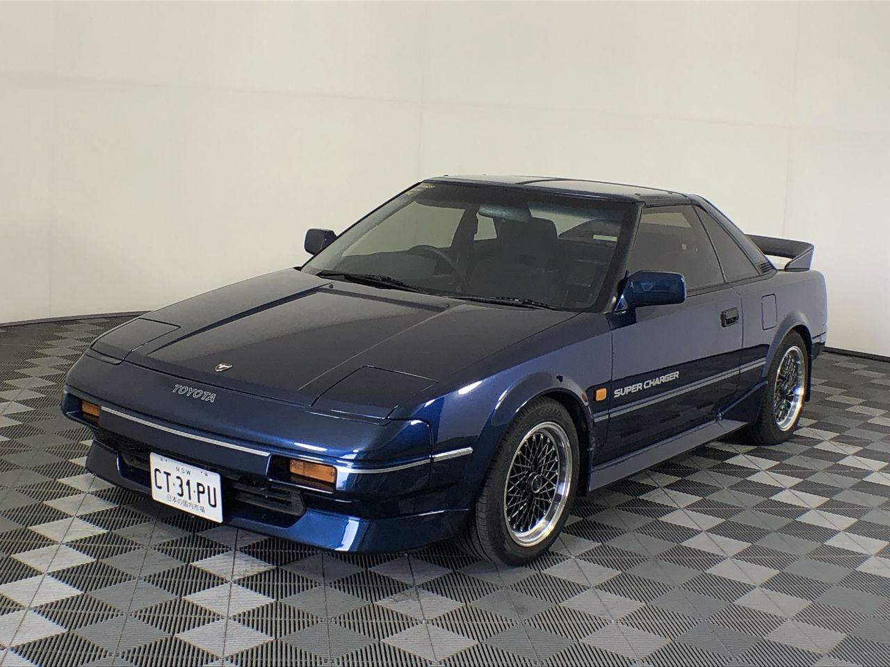 Toyota Mr2 Manual Coupe