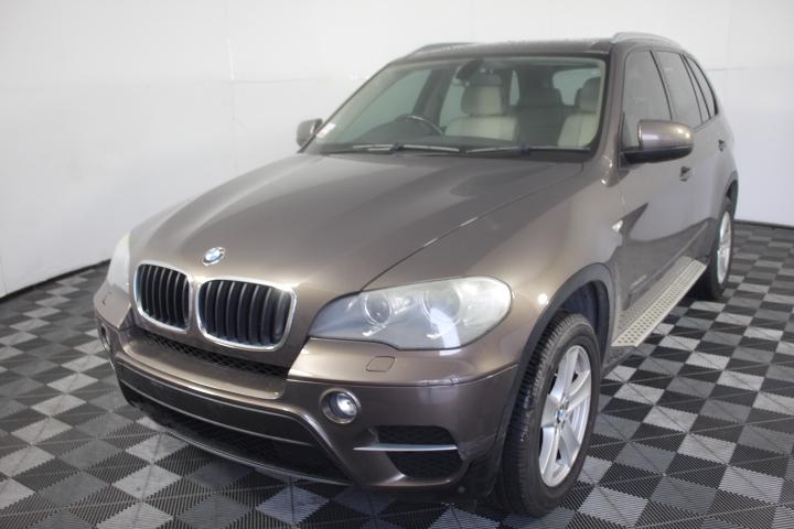 2010 BMW X5 xDrive 30d E70 LCI Turbo Diesel Automatic - 8 Speed Wagon
