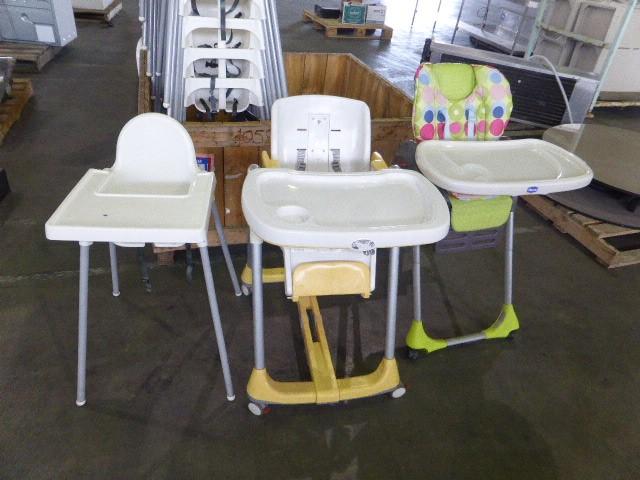 Baby Highchairs (Pooraka, SA)